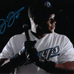 Frank Thomas Blue Jays 500 HR 11x14 Autographed Photo